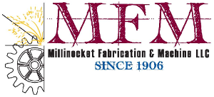 Millinocket Fabrication and Machine, LLC Logo