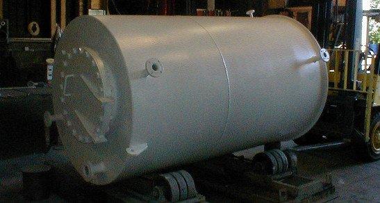 Aqua Ammonia Tank