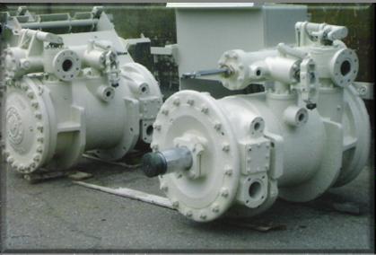Grinder Cylinder Rebuilt